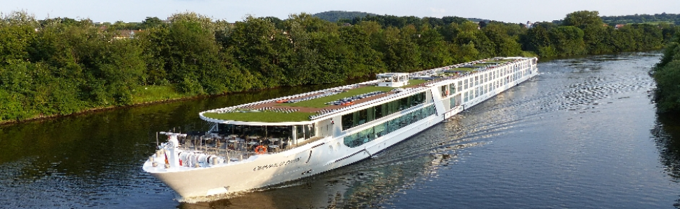 Successful Delivery Emerald Dawn (3543) and Emerald Sun (3544) for Emerald Waterways